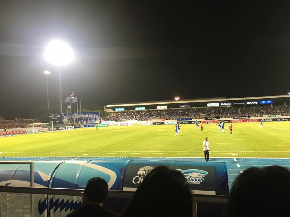 Chonburi Stadium (ชลบุรี สเตเดี้ยม)