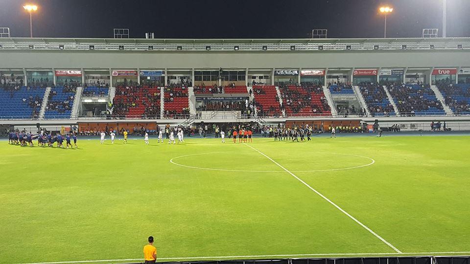 Grand Suphanburi Stadium (สนามกีฬากลางจังหวัดสุพรรณบุรี)