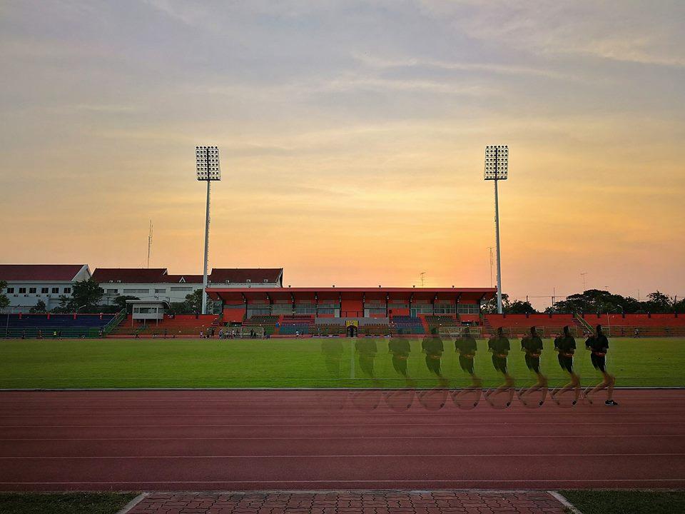 สนามกีฬากลางจังหวัดราชบุรี