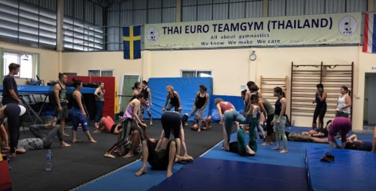 THAI EURO TEAMGYM (THAILAND)