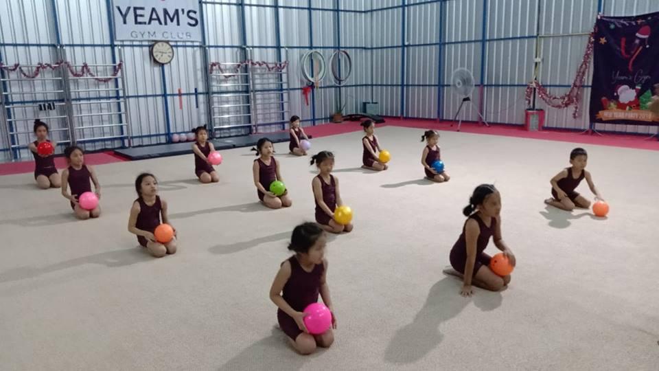 Yeam's Gym Club